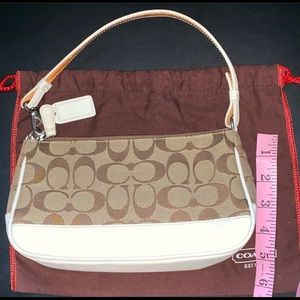 Coach Bags - Vintage COACH Demi signature purse